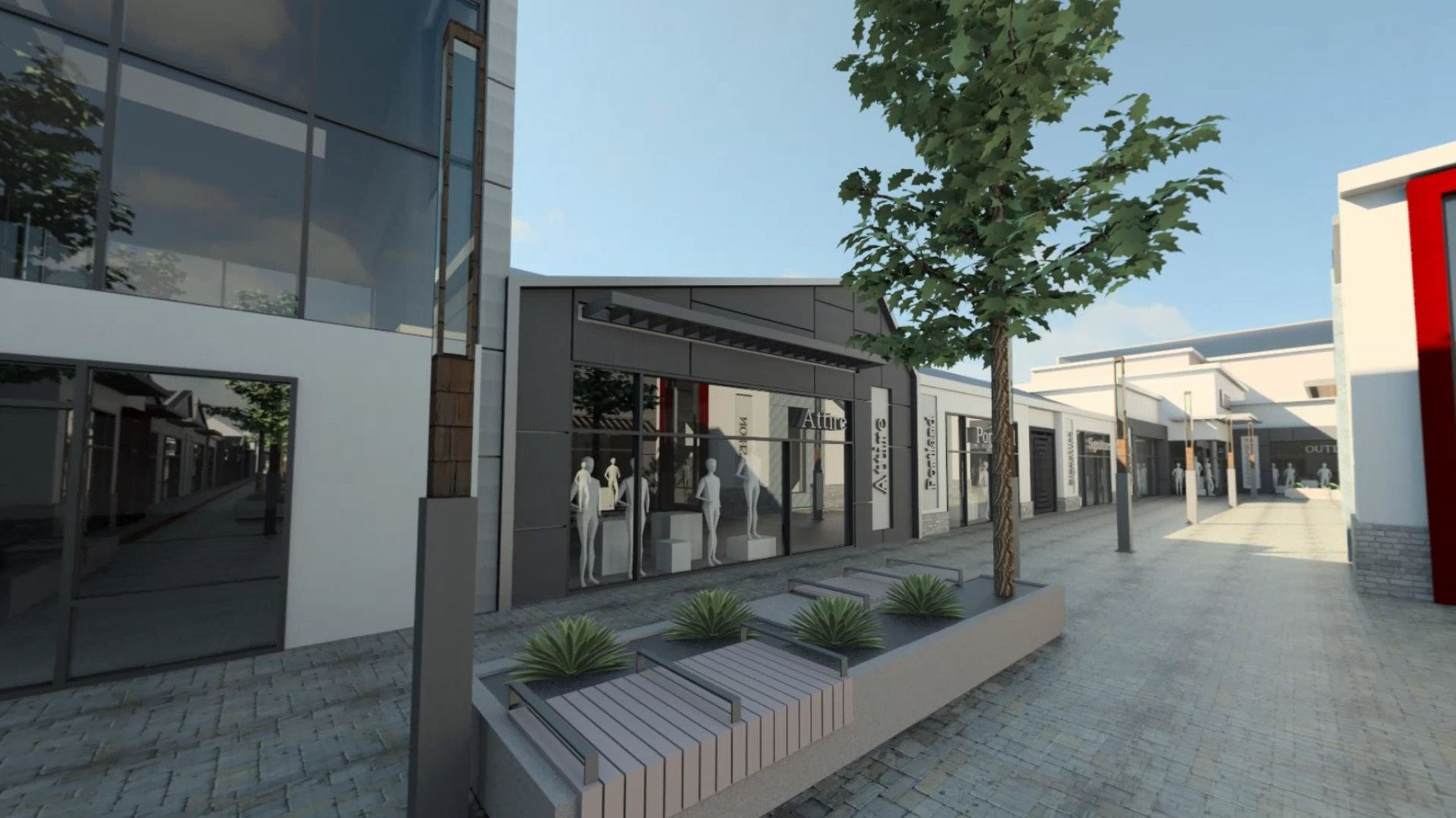 Freeport Retail PLC | One of the leading developers and operators of