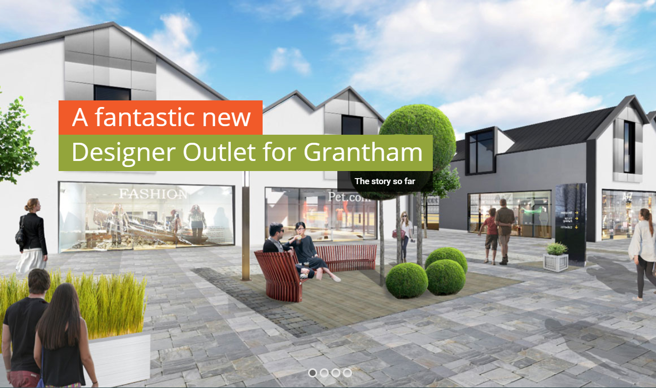 c0b6dbe1bf Freeport Retail s planning application for a £125m designer outlet centre  in Grantham